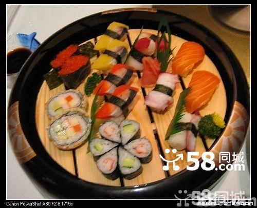 素食花壽司做法