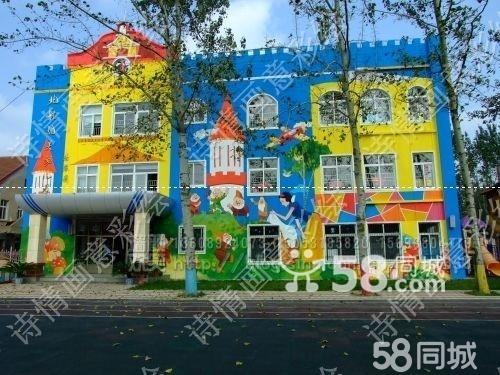 【图】燕郊幼儿园墙画